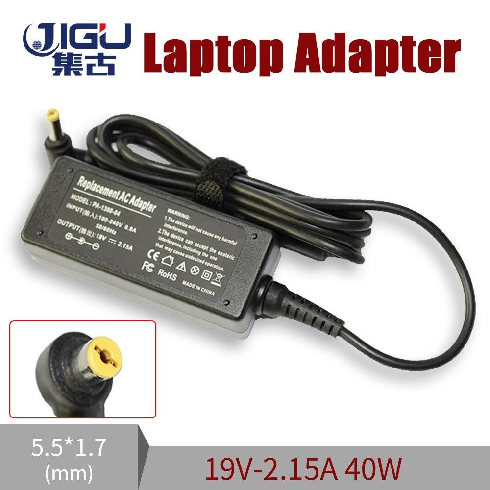 Ersatz 19V 2.15A 5,5*1,7 MM 40W Universal Notebook Für Acer Laptop AC Ladegerät Power Adapter