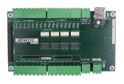 Mp441 USB bus IO module isolates 16 I / O switch value I / O cards