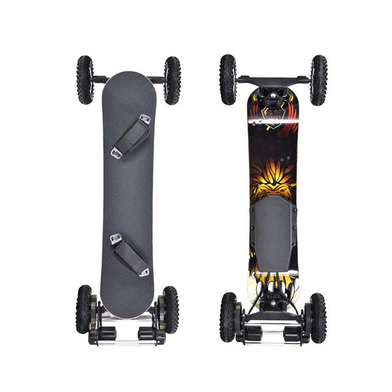 Внедорожный электрический скейтборд 1650 Вт 1