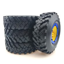Diameter 128 Mm Model Klimmen Auto Monster Truck Model Opblaasbare Band 2.2-Inch Wiel Hub Scx10 D90(China)