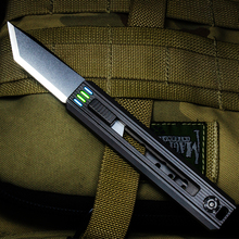 Titanium Alloy TC21 Integrated Carry-on Utility Knife CNC Cutting Replaceable Blade Heavy Duty Utility Knife цена 2017