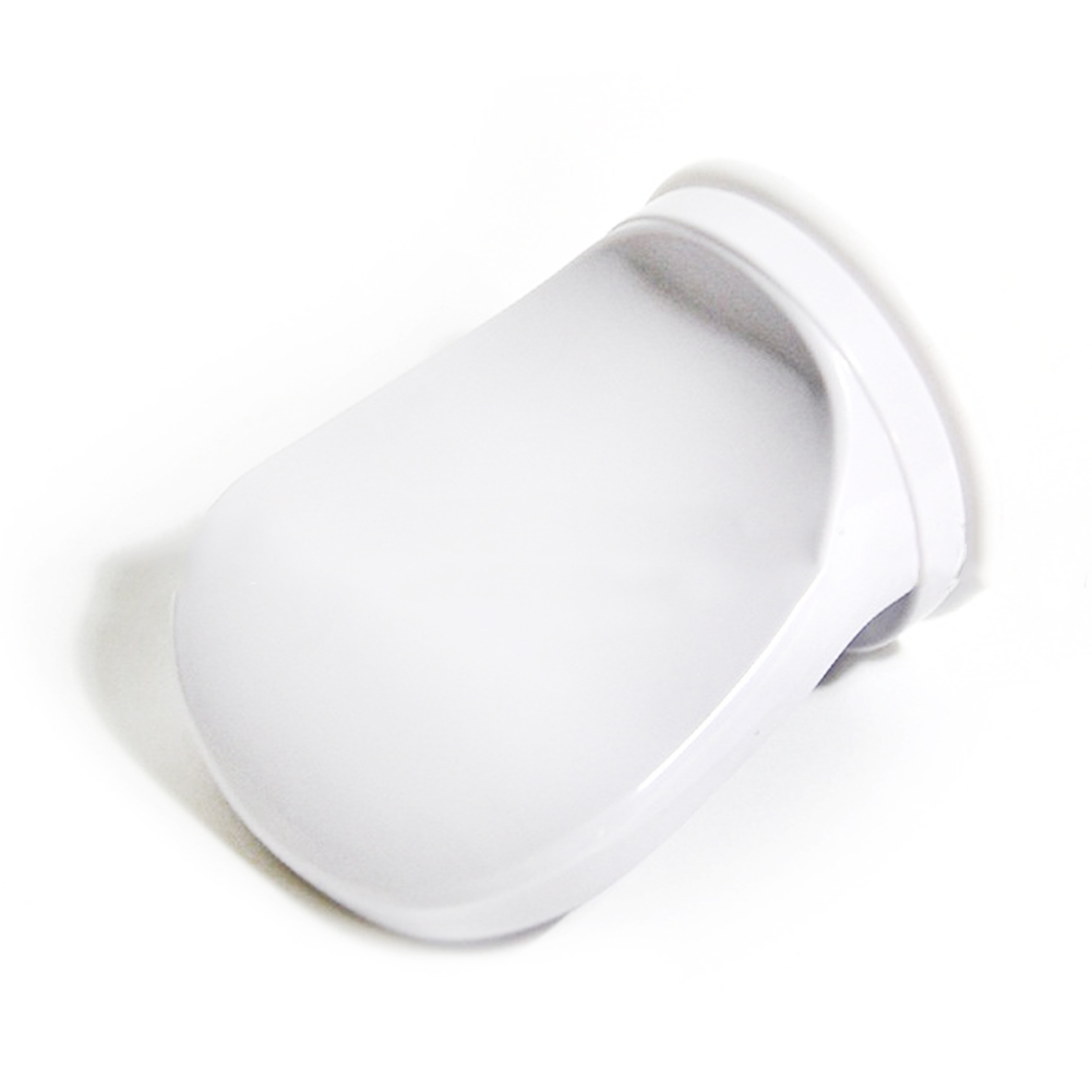 Foot Rest Holder Tool Bend-free Safety Sucker Shower Accessory Suction Cup Non-Slip Pedal White Bathroom