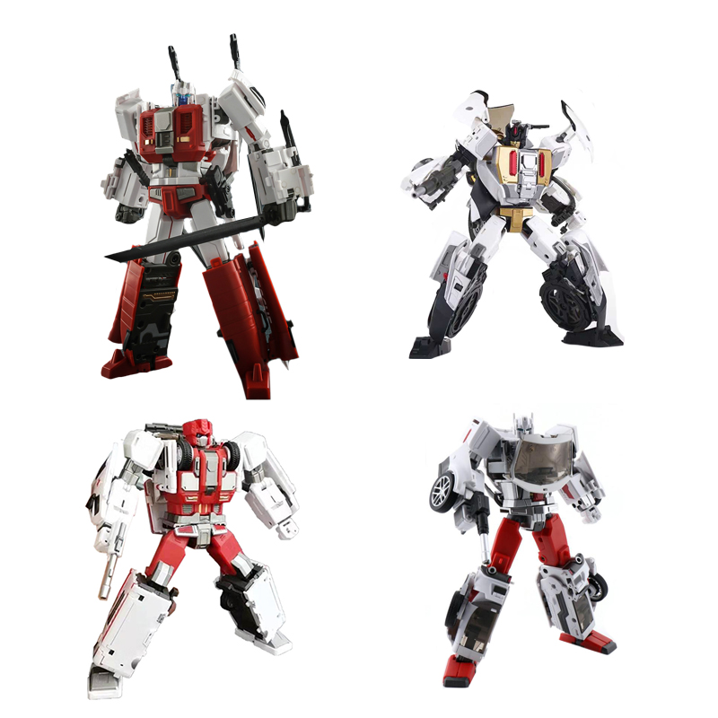 Pre-order Transformers Toy GT-08C GT08C Guardian Bulance G1 Defensor First Aid