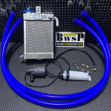 Radiator-Kit BWS125 Water-Cooling-Set JOG BWSP GY6 for DIO with Hoses-Pump Expansion