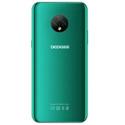 Перейти на Алиэкспресс и купить android 10 doogee x95 4g mobilephone 6.52дюйм. display lte cellphone 13mp triple camera 2gb ram 16gb rom mtk6737 4350mah