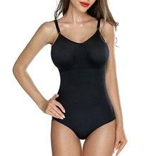 التخسيس الكامل زلات حمالة Shaperwear كامل محدد شكل الجسم سلس عالية الخصر البطن تحكم للنساء تحت فستان مشد النساء