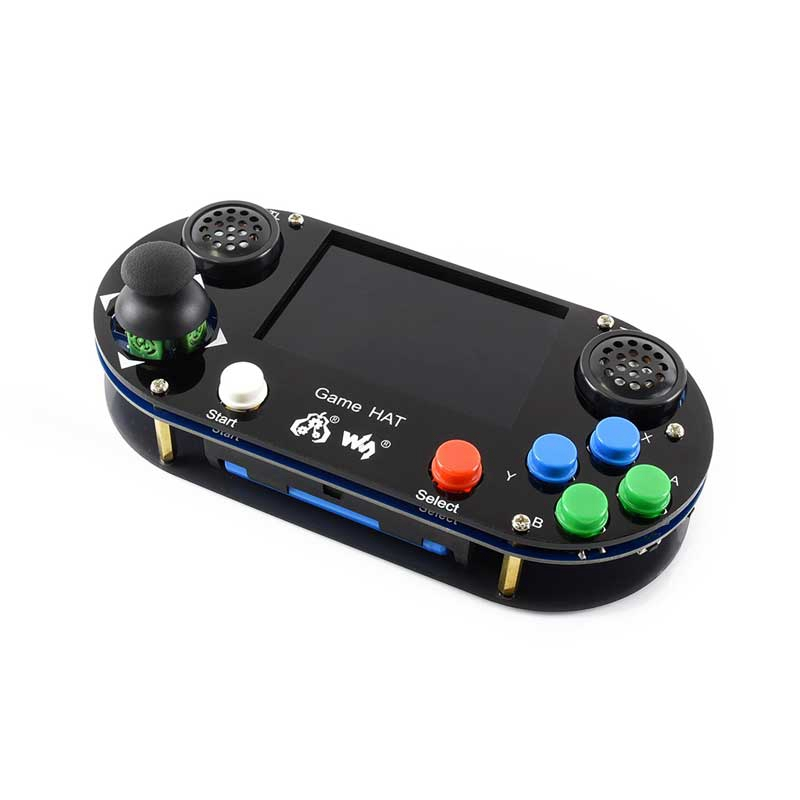 Portable Video Game Console for Raspberry Pi 3.5 Inch IPS Screen Retropie/Recalbox image