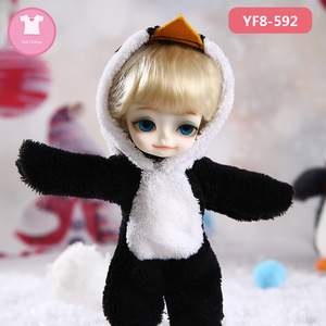 Image 4 - BJD Clothes 1/8 Doll Body  Withdoll Pooky Body OUENEIFS Doll Accessories