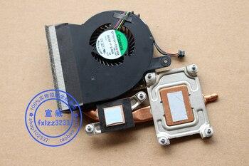 Новый Кулер Для процессора/радиатор для HP ProBook 4340 4340S 4341S 683860-001 FCN DFS531005PL0T FB7N DC 5 В 0.5A радиатор