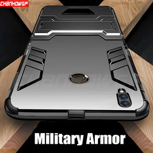 Armor Shockproof Case For Huawei Honor 8A 8C 8S 8X 10i 20 Y5 Y6 Y7 Pro Y9 2019 P Smart Z Plus P30 P20 Lite 2019 Kickstand Cover