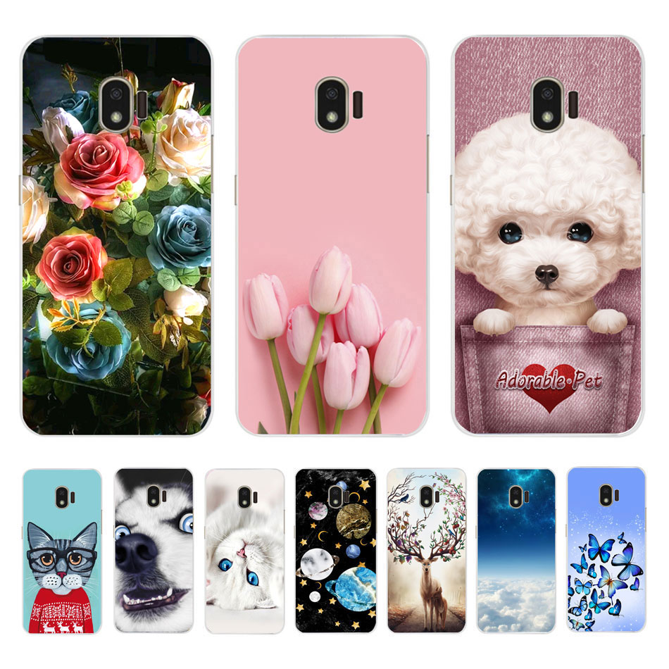 Phone Cases for <font><b>samsung</b></font> <font><b>J2</b></font> <font><b>2018</b></font> case Silicone tpu back cover coque housing for <font><b>Samsung</b></font> <font><b>Galaxy</b></font> <font><b>j2</b></font> j 2 <font><b>2018</b></font> <font><b>SM</b></font> <font><b>J250F</b></font> J250 case image