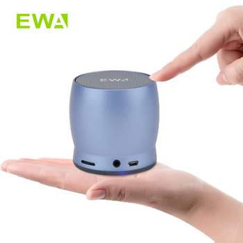 Blue Tooth Speaker Bluetooth Earpiece Bass EWA A150 Loud Sound Strong Bass Wireless Bluetooth Speaker Black