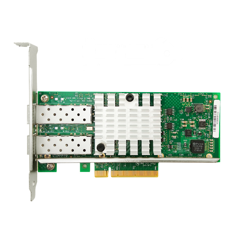 X520-DA2 10G SFP+ Dual Port PCIe 2.0 X8 NIC Intel 82599ES Chipset