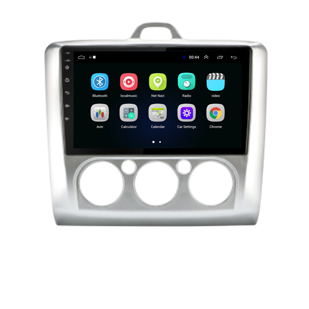 Quad Core Android For <font><b>Ford</b></font> <font><b>Focus</b></font> 2007 2008 2009 <font><b>2010</b></font> 2011 Car Radio DVD player GPS image