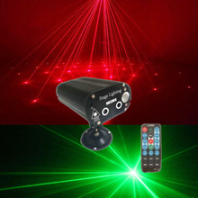 NEW Mini R&G Laser 24 Patterns Projector Dance Disco Bar Family Party Xmas Stage Lights DJ environment lighting Light Show mini red blue laser stars lines pattern projector remote lighting light dance disco bar party dj xmas effect stage lights show