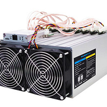 Used Innosilicon A9++ ZMaster 140k sol/s With PSU Equihash Asic Miner Mining Zcash ZCL