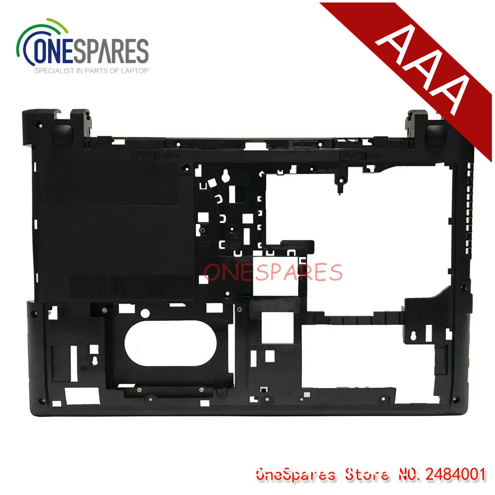 NEW Original Laptop Base Bottom <font><b>Case</b></font> Cover For <font><b>Lenovo</b></font> <font><b>G500S</b></font> G505S Series D shell <font><b>Case</b></font> Casing Base Cover AP0YB000H00 Hinges image