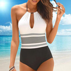 Sexy One-Piece Swims...