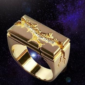 טבעת גולדפילד בעיצוב מהמם