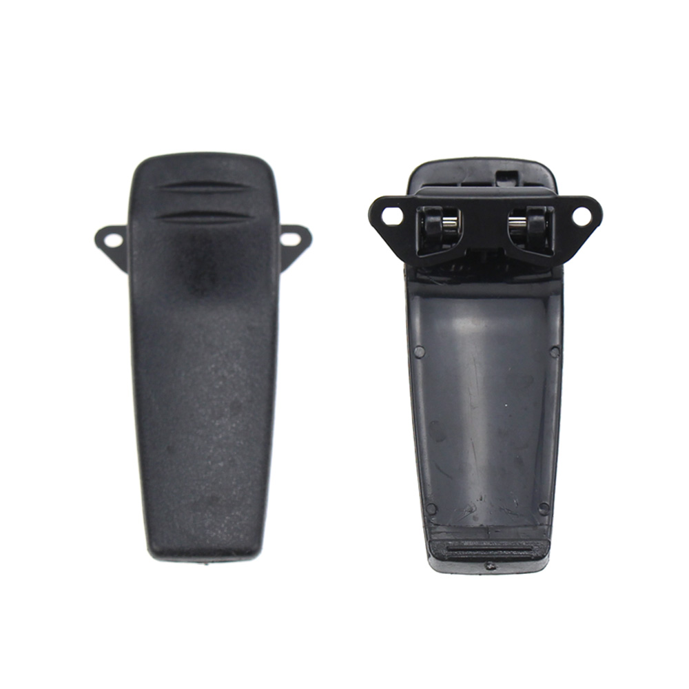 10Pcs Walkie Talkie Belt Clip for ICOM IC F21GM IC F21S IC F22 IC F22S IC F22SR IC F30FS IC F30GT IC F30GS IC F31GT IC F31GSS in Walkie Talkie Parts Accessories from Cellphones Telecommunications