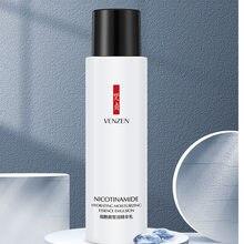 Niacinamida hidratante essência facial, controle de óleo hidratante anti-envelhecimento loção cuidados com o rosto emulsão