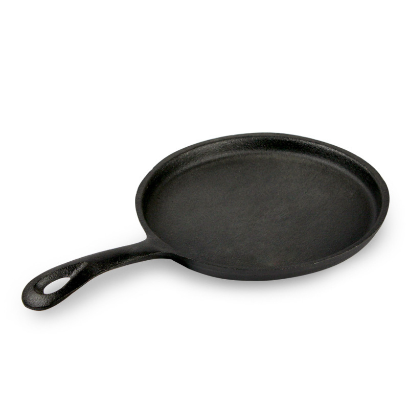 Cookware 13cm/16cm/ 20cm Non-stick Frying Pan Iron Cast Thickened Omelette Steak Minute Cooker Nonstick Skillet Frying Pan
