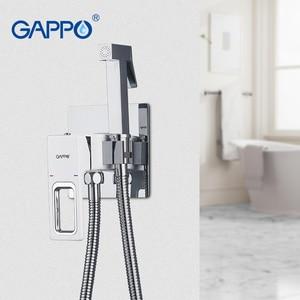 Image 1 - GAPPO Bidet robinets blanc douche hygiénique mélangeur toilette bidet musulman douche anal nettoyage cul bidet poche toilette pulvérisateur ensemble