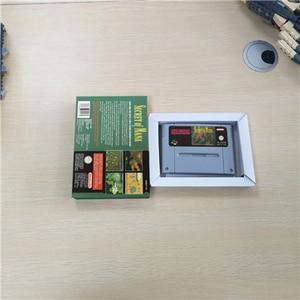 Image 2 - Geheim Van Mana Eur Versie Rpg Game Card Batterij Besparen Met Doos