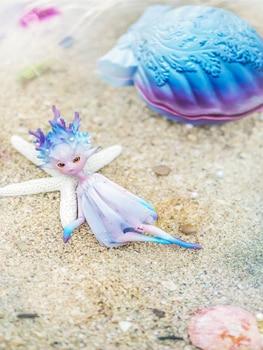 BJD  1/8  Fashion   Ocean   Pet   Coral   Doll 1