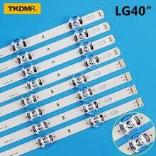 Светодиодная подсветка полосы для LG 40ТВ 40LF630V HC400DUN-VCKN1-211X SVL400 VCKN5-214X 40LH5300 ИННОТЕК ДРТ 4.0 3.0 40 6916L-0885A