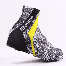 Original Meikroo Team Pro Summer  Overshoes Cycling Bike Shoe Covers Windproof Bicycle Protective Shoe Sleeves
