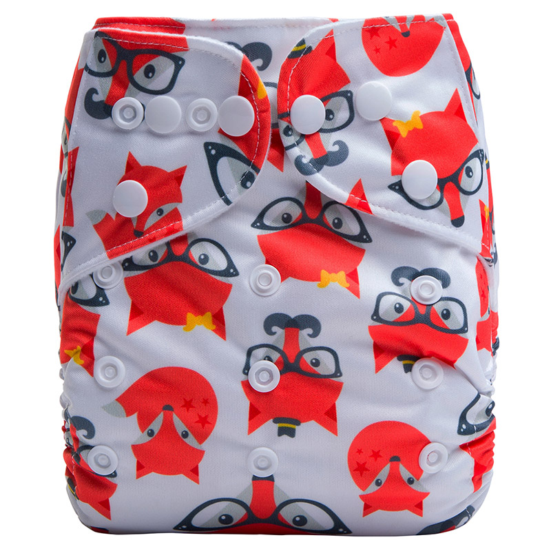 Reusable Baby Nappies Wholesale Sleepy Baby Diaper Pants For Baby Washable Nappies S18