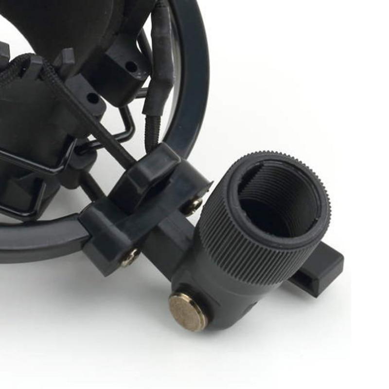 Купить универсальный держатель для микрофона с зарядным креплением