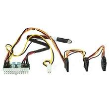 DC 12V Input 24Pin Pico ATX 150W Switch PSU Mini ITX Power Supply Module 4Pin CPU DC 12V 150W Power Supply Module