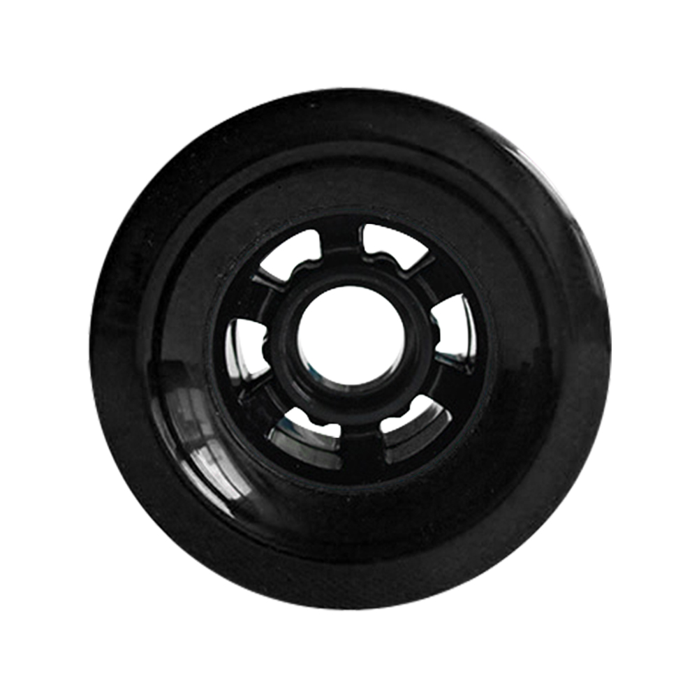 Durable Easy Install Professional Sports Practical Electric Skateboard Wheel Accessories Soft Outdoor PU High Speed Sliding