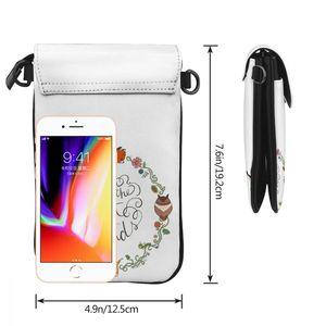 Image 4 - Fox Shoulder Bag Fox Leather Bag Trending Multi Pocket Women Bags Womens Print Mini Student Shopping Purse