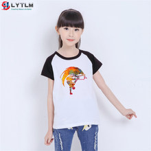 LYTLM Baby Boy Summer Clothes Brazil Boy Tshirts Kids Capoeira Shirt Girl Hip Hop Boy T Shirts for Children Toddler Girl Tops(China)