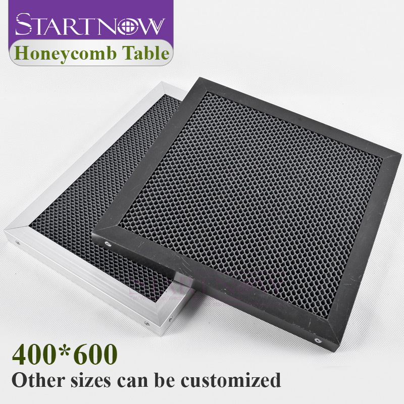 Customized Size Working Area Panel Board Platform 400x600mm Honeycomb Working Table For CO2 Laser Engraving Cutting Machine