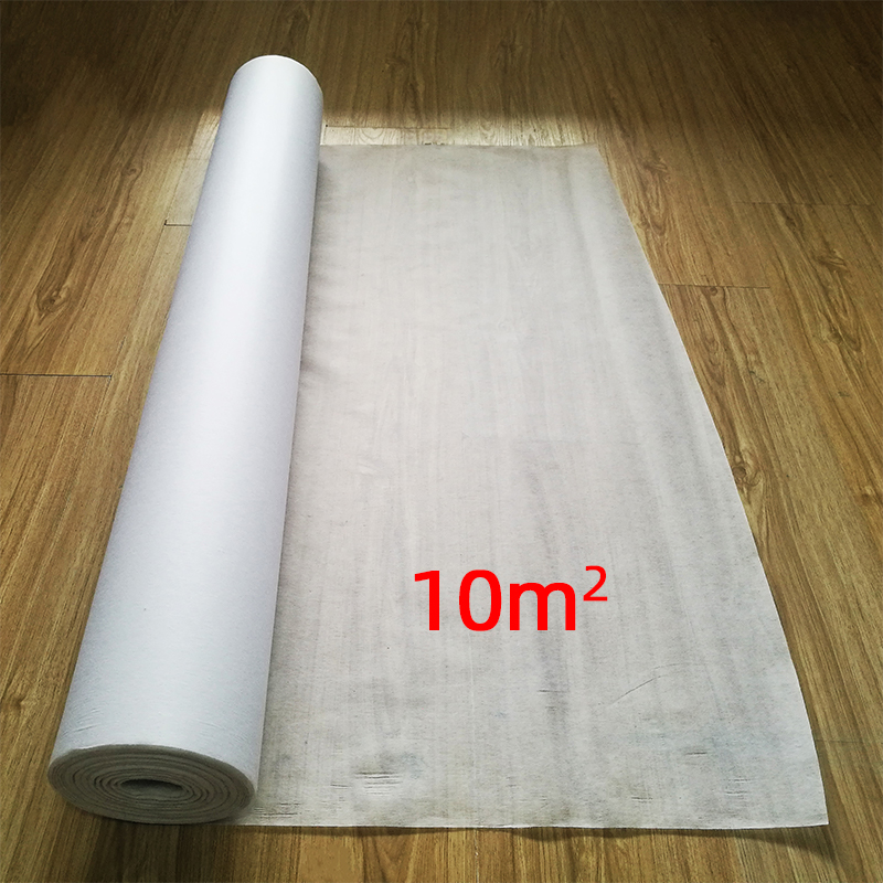 10m2 Non-woven Fabric For Electric Underfloor Heating System Moisture-Proof Prote