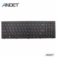 لنا لوحة مفاتيح لأجهزة لينوفو G50-30 G50-45 G50-70 G50-80 Z50 Z51 M50 B50 B51 E50 E51 T6G1-US أسود إطار 25214785 25214725 25214755