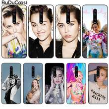 Caixa Do Telefone para Xiaomi Redmi8 4X 6A Miley Cyrus CUCI 9 8A Redmi 5 5Plus Note7 8Pro 7A 6A 9 9pro