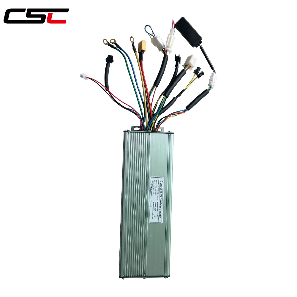 Electric controller Brushless Non Gear ebike 18 Mosfet 45A 48V 1500W//2000W
