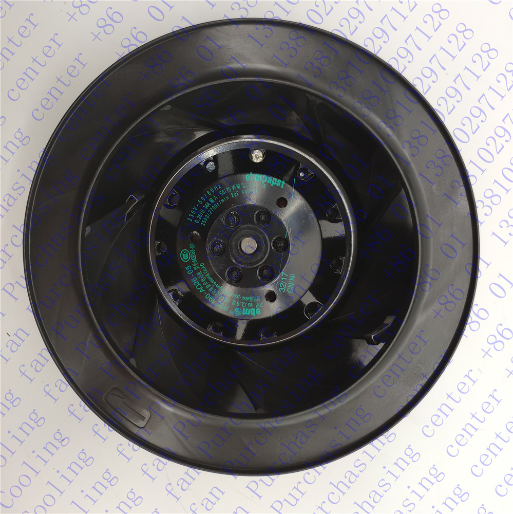 Ebmpapst R2E190-AO26-36 Ebmpaspt  Centrifugal Fan 230V 58/75W   R2E190-AO26-05