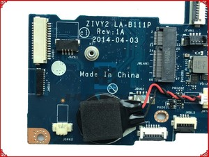 Image 2 - Brand New ZIVY2 LA B111P FOR Lenovo Ideapad Y70 70 Laptop Motherboard FRU:5B20H29185 SR1Q8 I7 4720HQ DDR3L GTX960M 4GB Tested