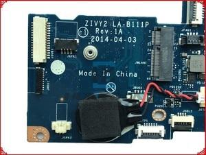 Image 2 - Brand New ZIVY2 LA B111P VOOR Lenovo Ideapad Y70 70 Laptop Moederbord FRU: 5B20H29185 SR1Q8 I7 4720HQ DDR3L GTX960M 4GB Getest