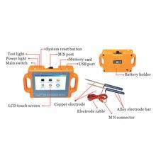 Детектор воды/обнаружение воды/глубокий подземный водный взрывоопасный портативный детектор