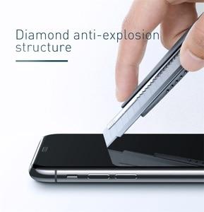 Image 5 - Baseus 0.3mm מגן מסך זכוכית מחוסמת עבור iPhone 11 פרו מקס אנטי Peeping מגן זכוכית סרט עבור iPhone Xs max Xr X 11