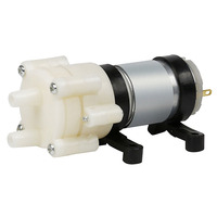 20pcs R385 DC diaphragm pump tea machine 6 12v micro small pump notebook water cooled fish tank Fountain Mini Air Pump