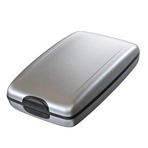 Rfid Противоугонная подвесная сумка для удостоверения личности, кошелек для карт, дорожная сумка для хранения документов, карт, паспорта, чех...