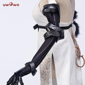 Image 5 - Uwowo Game Drakengard3 Zero Cosplay Costume&Armors Drag On Dragoon 3 The betrayer Cosplay